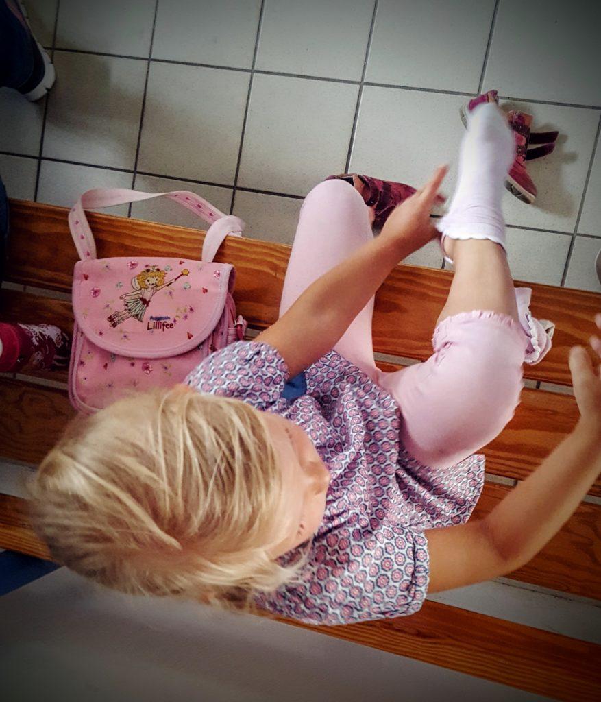 12von12: umziehen zum Kinderturnen