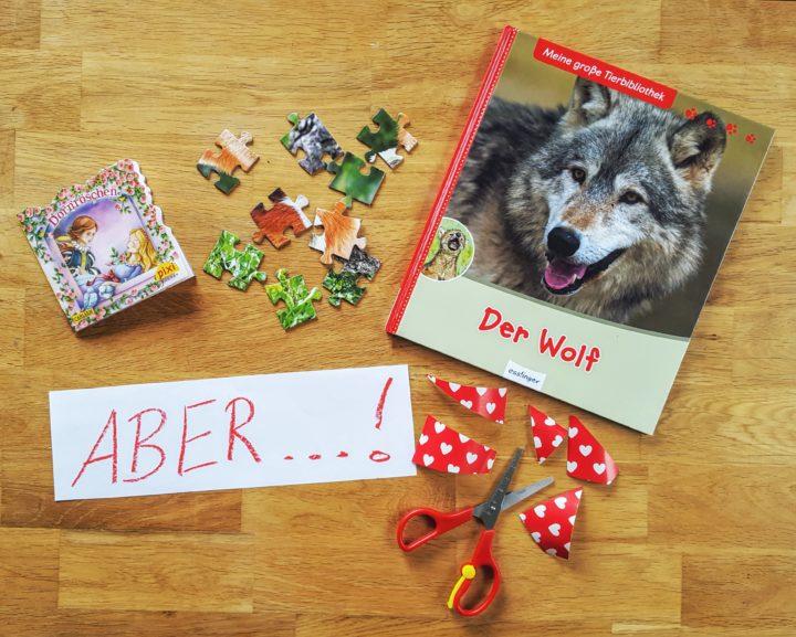 Aber und der Wolf