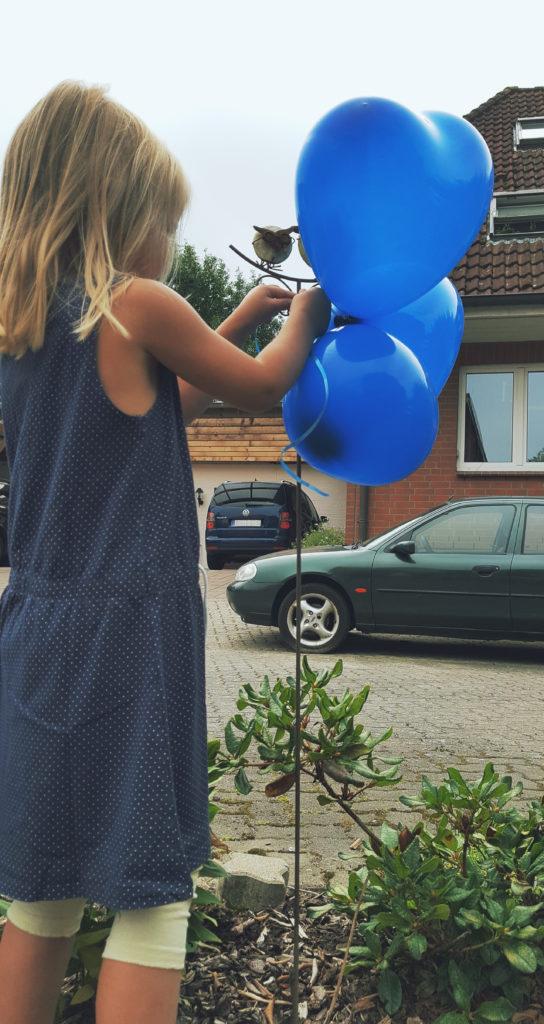 Wochenende in Bildern 16.07.16 Luftballons