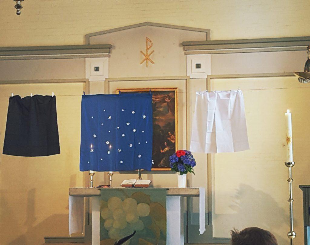 Wochenende in Bildern 17.07.16 Gottesdienst