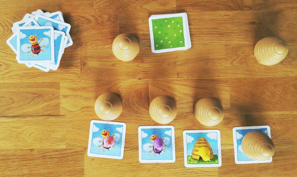 Wochenende in Bildern 17.07.16 Honigbienchen Spiel