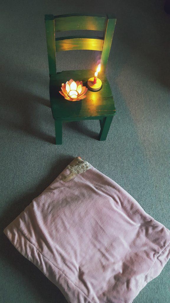 Wochenende in Bildern 17.07.16 Meditation