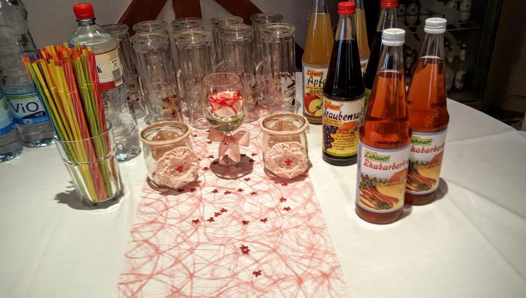 05-Getränketisch-Taufe-Wochenende-in-Bildern
