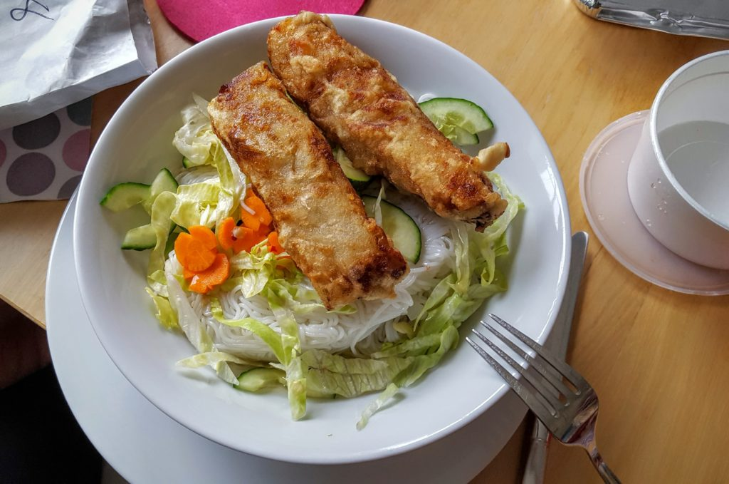 10 Abendessen Wochenende in Bildern 20.08.16 Frau Piefke schreibt
