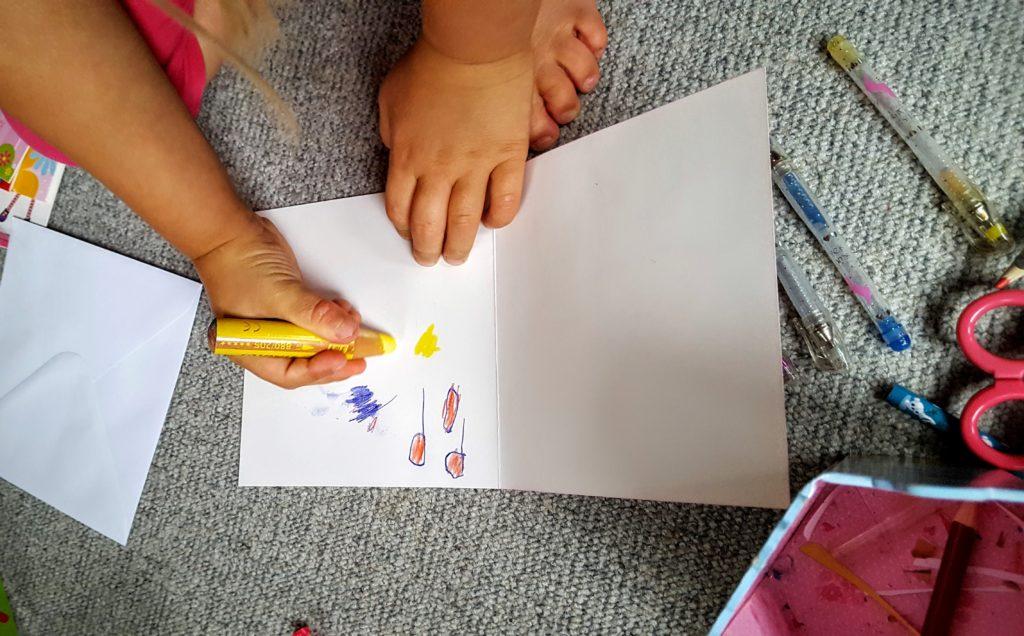 10 Geburtstagskarte Wochenende in Bildern Frau Piefke Schreibt