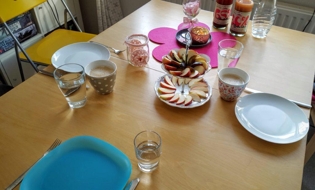 11 Frühstück Wochenende in Bildern Frau Piefke Schreibt