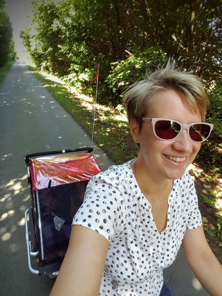 13 Fahrrad Wochenende in Bildern Frau-Piefke Schreibt