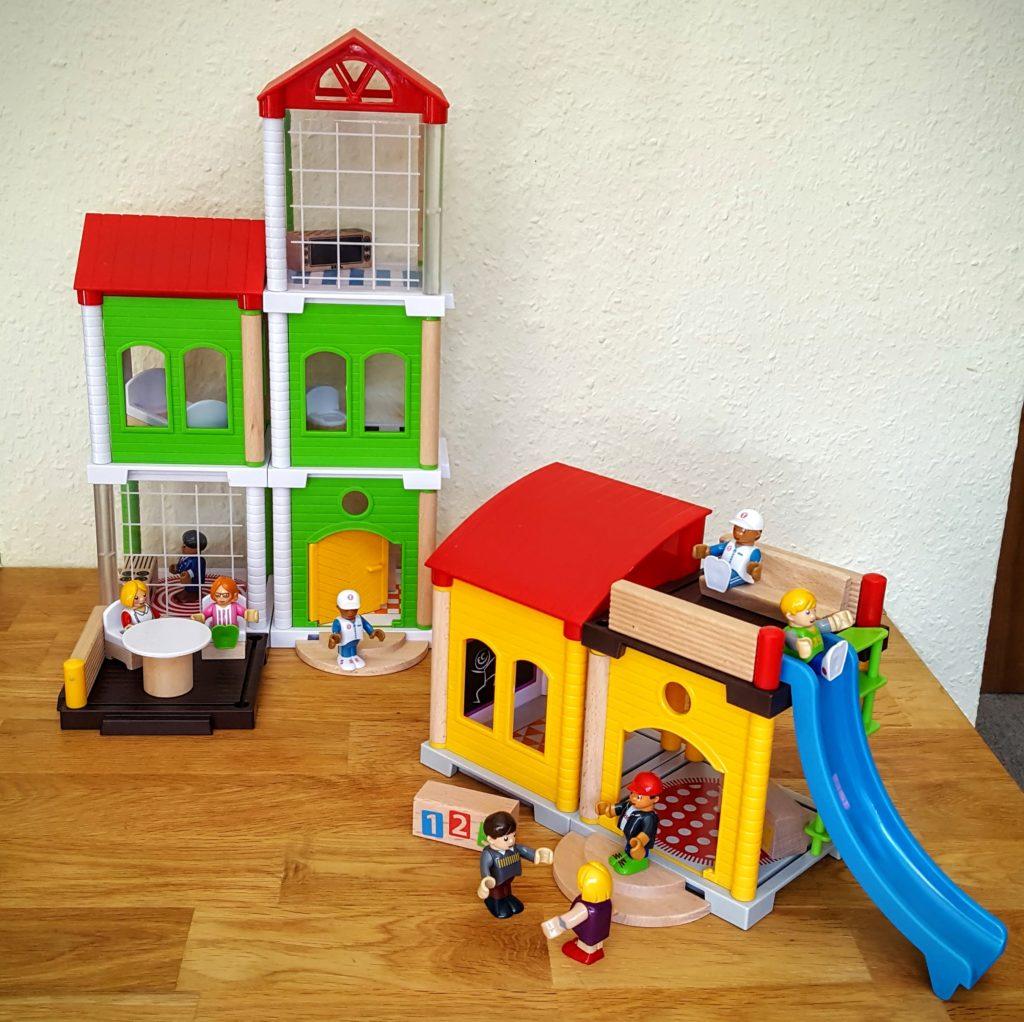 Haus und Schule Brio Frau Piefke-schreibt