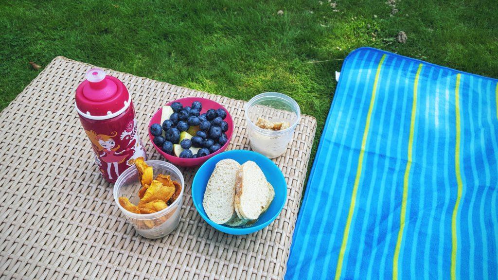 Picknick Wochenende in Bildern Frau Piefke schreibt