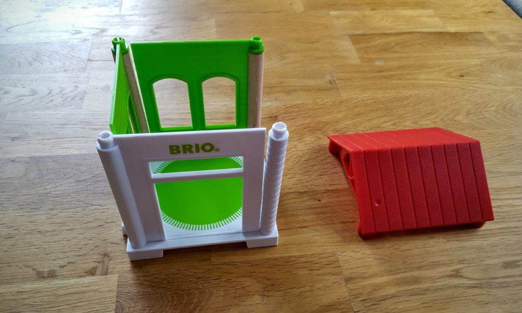Stecksystem2 Brio Frau Piefke schreibt