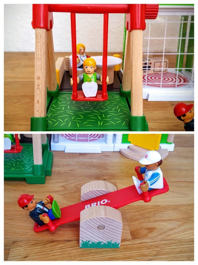 Spielplatz Collage Brio Test Frau Piefke schreibt