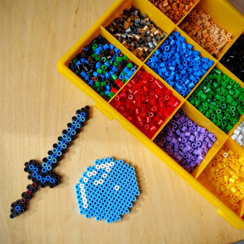 06 Minecraft Wochenende Frau Piefke schreibt