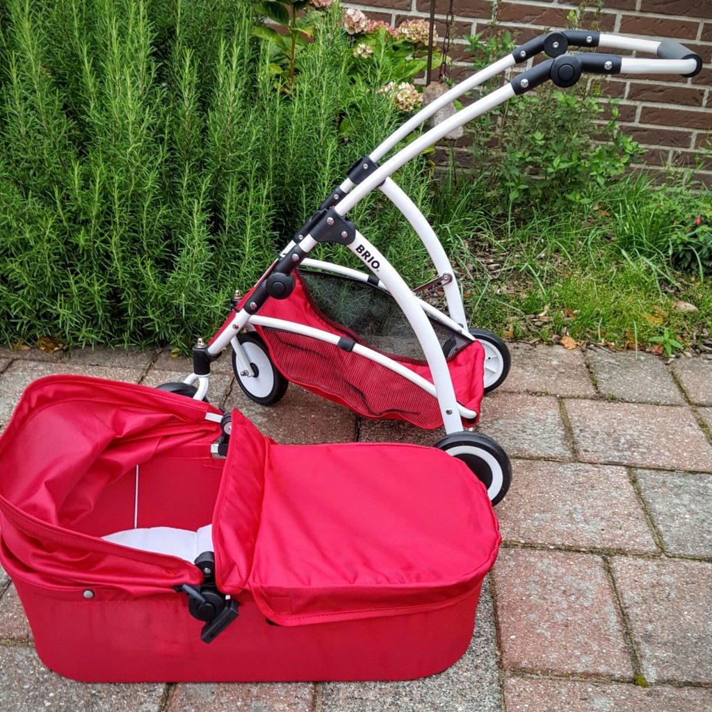 10 Puppenwagen Spin von Brio Frau Piefke schreibt