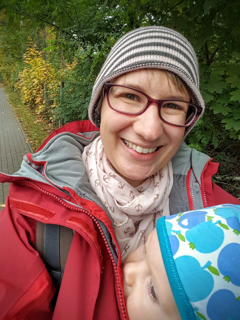 17 warm Wochenende Frau Piefke schreibt