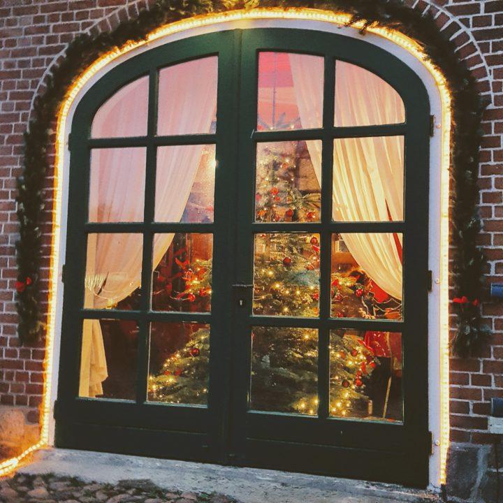 Fröhliche Weihnachten 1 Frau Piefke schreibt