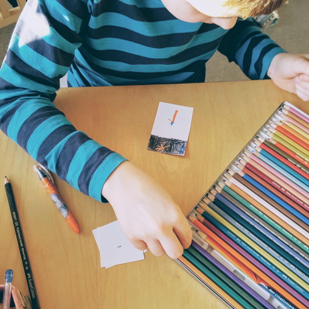 4 DIY Silvester Knallbonbons mit Kindern basteln Frau Piefke schreibt