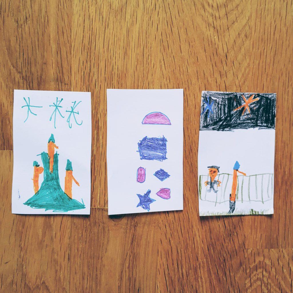 5 DIY Silvester Knallbonbons mit Kindern basteln Frau Piefke schreibt