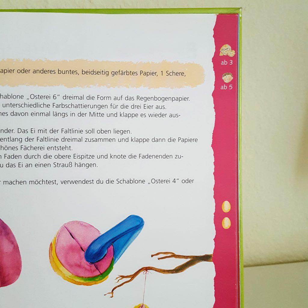 Osterbastelbuch 3 Ostern Frau Piefke schreibt