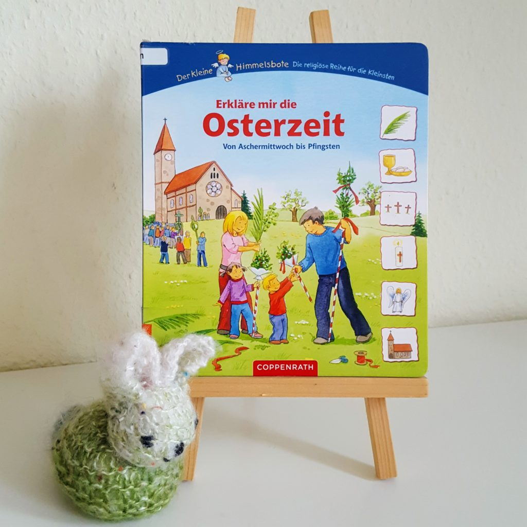 Osterzeit 1 Ostern Frau Piefke schreibt
