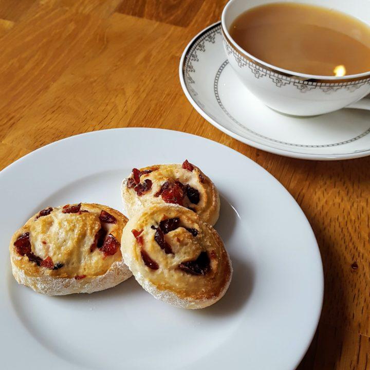 Teatime 2 Rezept Scones Cranberries Griechischer Joghurt Frau Piefke schreibt