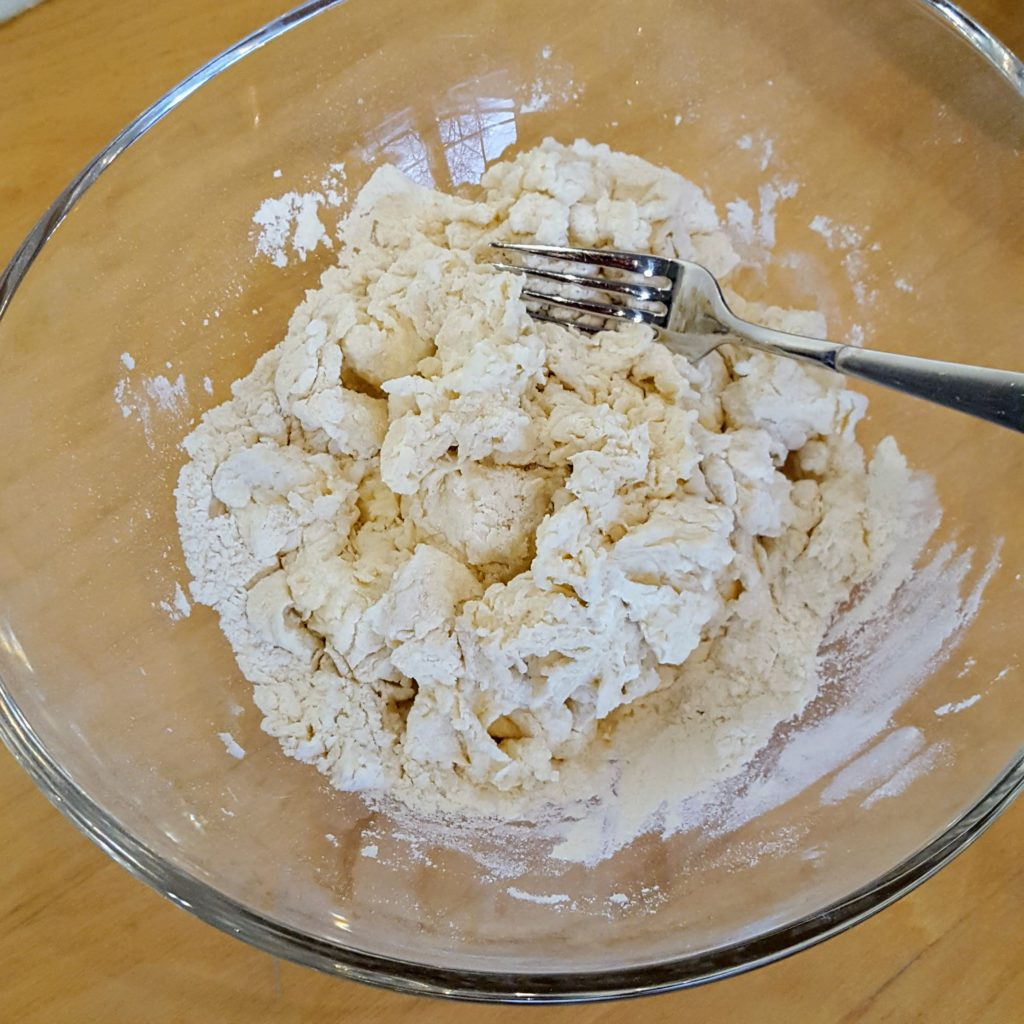 Teig Gabel Rezept Scones Cranberries Griechischer Joghurt Frau Piefke schreibt