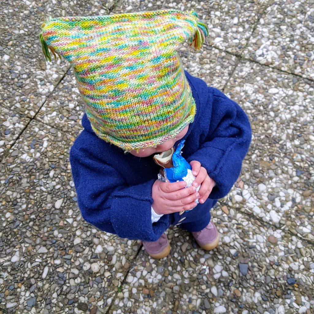 18 Wochenende in Bildern Frau Piefke scheibt