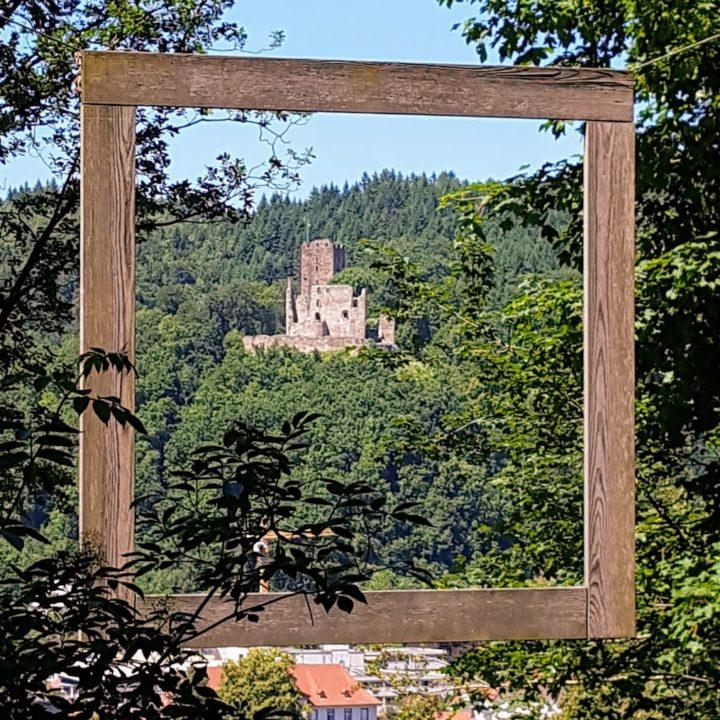 Schloss Urlaub mit behindertem Kind Familienratgeber Frau Piefke schreibt