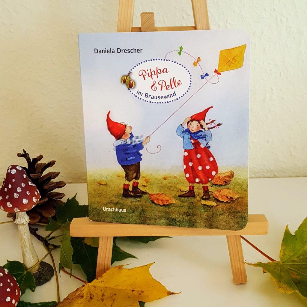 Pippa und Pelle Drescher Buch für Kinder Frau Piefke schreibt