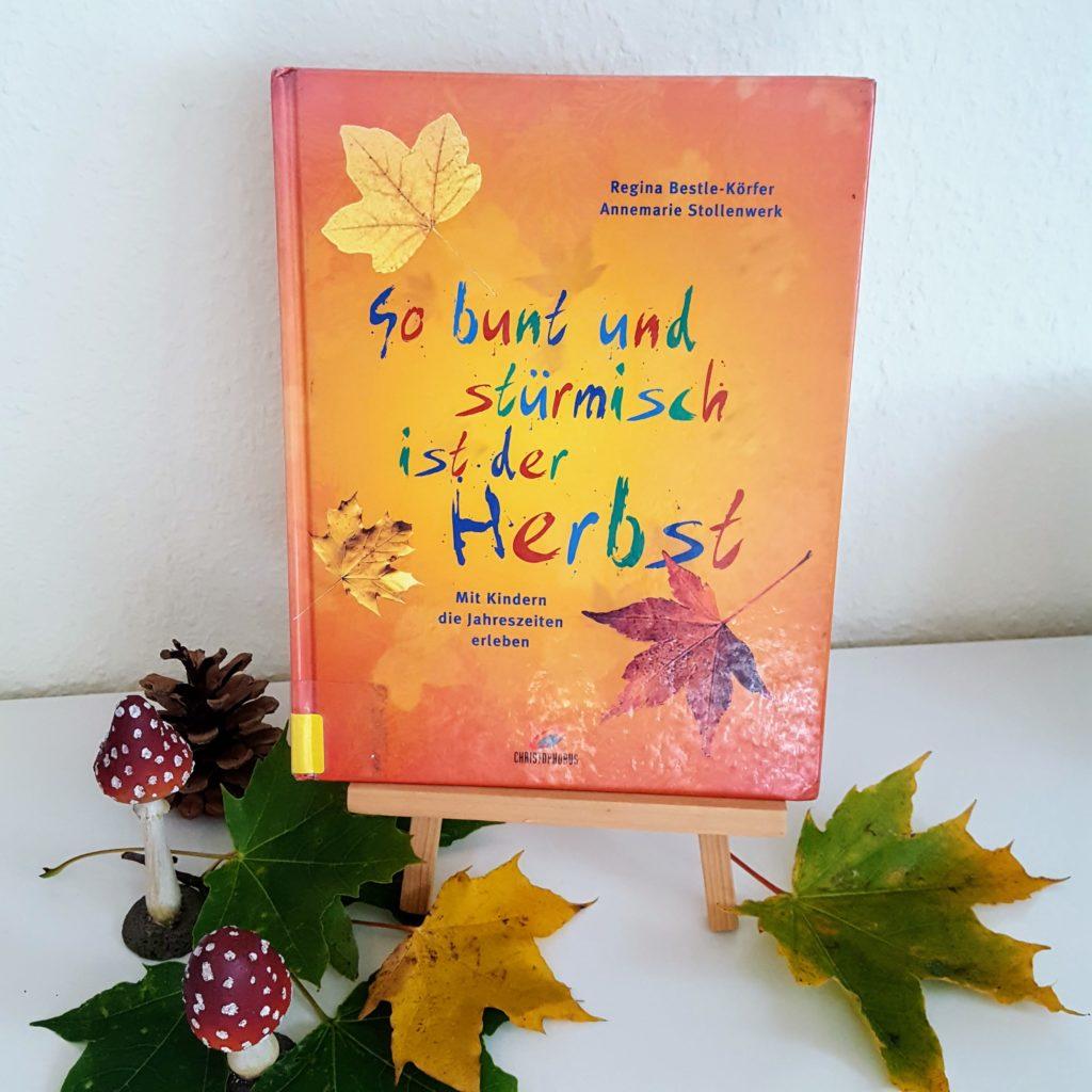 So bunt und stürmisch ist der Herbst Ideen Buch Frau Piefke schreibt