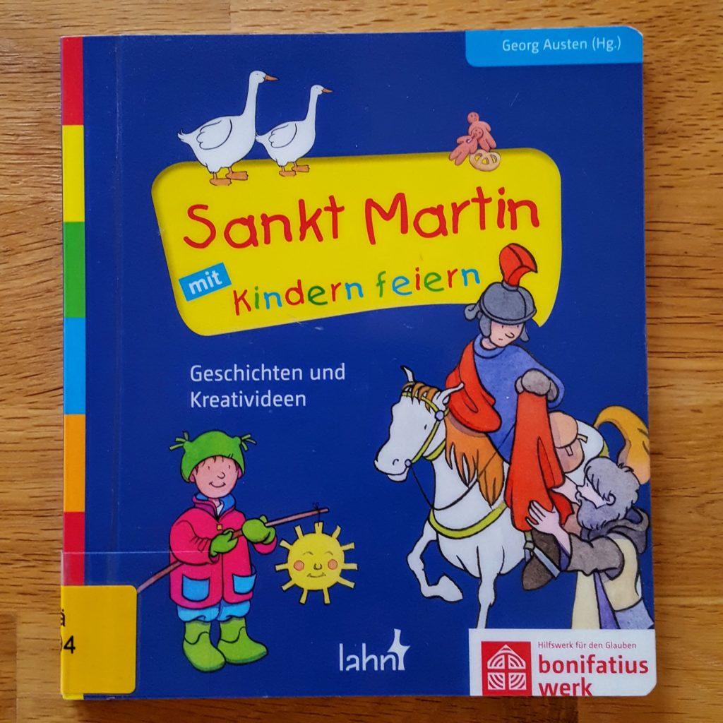 Buch Sankt Martin mit Kindern feiern Frau Piefke schreibt