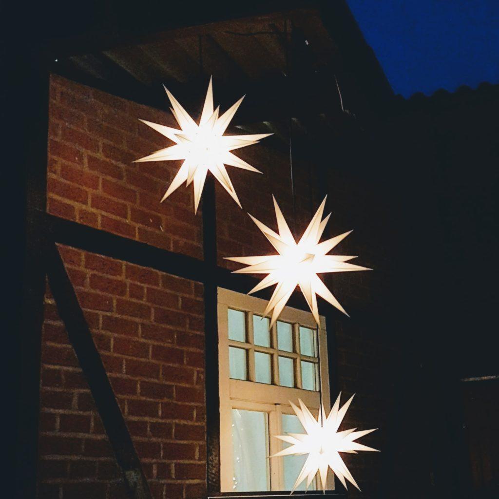 Martinslicht Laternenlicht für Sankt Martin Frau Piefke schreibt
